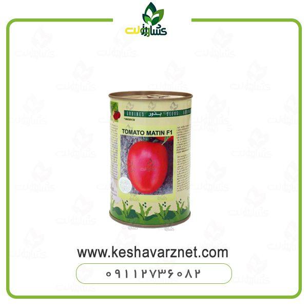 بذر گوجه متین