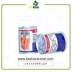 بذر هویج