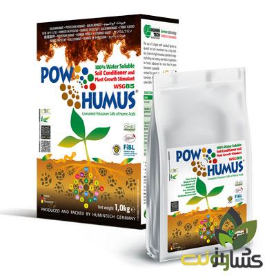 پوهوموس هیومیک اسید 73 درصد